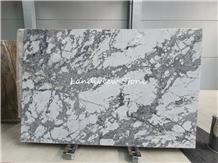 Pontevecchio Invisible Grey Marble Slab Tiles