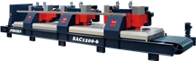 Sac Joborn Factory Price Continuous Calibrating Machine