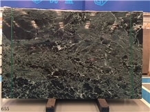 Black Levanto Marble Italy Green Wall Stone Tile