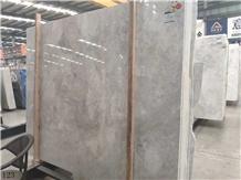 China Vatican Ashes Grey Wall Stone Tile Slab