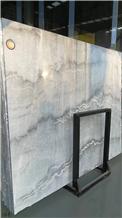 Persian Blue Marble Bruce Floor Stone Tile Slab