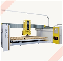 Voyage 5 Axis Bridge Saw Stone Cnc Cutter