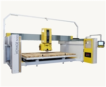 Voyage500 Cnc 5axis Quartz Sink Cutting Bridge Saw