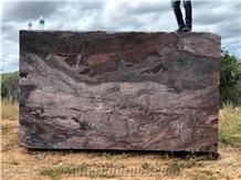 Mercury Brown Quartzite Blocks