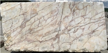 Calacatta Gold Marble Block, Italy White Marble