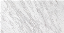 Volakas Marble Slabs and Tiles White Marble