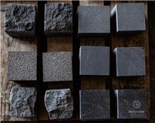 Basalt Cobble Stone Cubes