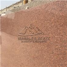 Red Fersan Granite Slabs