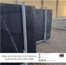 Najafabad Black Marble Slabs & Tiles