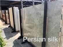 Persian Silk Marble Slabs, Iran Grey Marble
