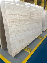 Persian White Travertine Slabs