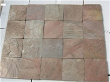 Copper Slate Indian Slate Stone Tiles