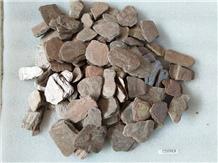 Indian Copper Slate Aggregates for Landscaping