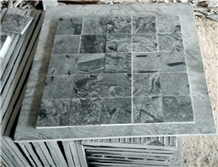 Polished Silver Grey Slate Tiles