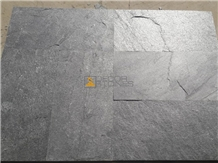 Silver Grey Indian Slate Tiles