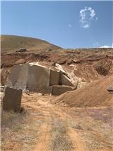 Arcka Yellow Granite, Iran Yellow Granite Block
