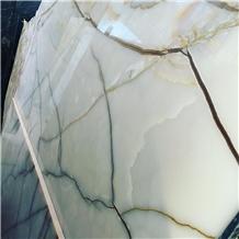 Iran White Onyx Slabs
