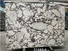 Calacatta Viola Marble Slab Use in Countertop