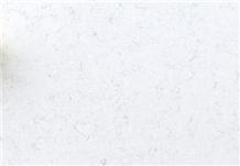 Grey Softer Focus Quartz Stone Slabs