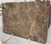 Brown Emperador Marble Slab