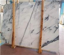 Calacatta Viola White Marble Slabs &Tiles,Lilac