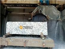 Alaska White Granite Block, India White Granite