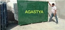 Indian Green Marble, Rajasthan Green Marble Block