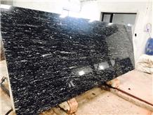 Black Marquino Granite Slabs