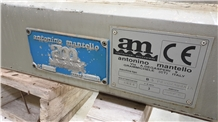 Antonino Mantello Used Cutting Machine for Sale