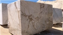 Breccia Champagne Marble Block, Italy Beige Marble