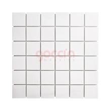 Mosaic 2x2 Bianco Dolomiti Marble Mosaic