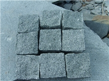 New G654 Flamed Cube Stone Paver Landscaping Stone