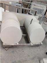 Pure White Quartz Stone Countertops / Table Top