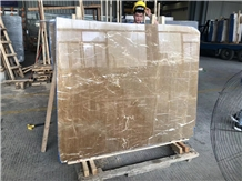 Interior Marble Project-Kozo Browm Marble Wall Tile