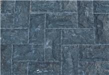 Black Basalt Rugged Split Wall Stone