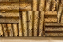 Gold Basalt Ingot