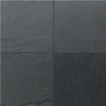 India Black Slate Tiles