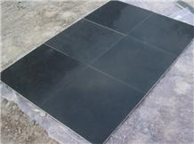 Kadappa Black Limestone Black Honed