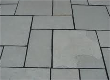 Lime Grey Limestone Grey Natural Pattern