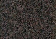 New Mahogany Granite