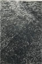 Shining Black Slate Veneer