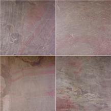 Slate Multi Pink Variation Tiles