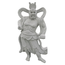 Chinese Handmade Religious Stone Carving