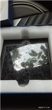 Midnight Black Granite Slabs & Tiles