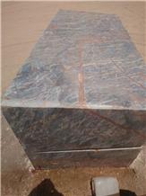 Persian Blue Marble Block, Iran Blue Marble