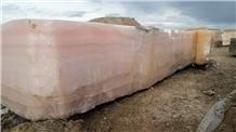 Persian Pink Onyx Blocks