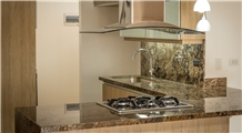 Exotic Granite Kitchen Countertop