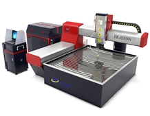 Stone Cnc Cutting Machine with Waterjet