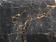 Golden Galaxy Marble Tiles & Slabs