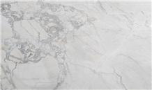 Brazil White Marble, Matarazzo Marble Slabs